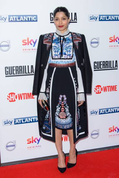 Guerilla Premiere, London - April 6 2017