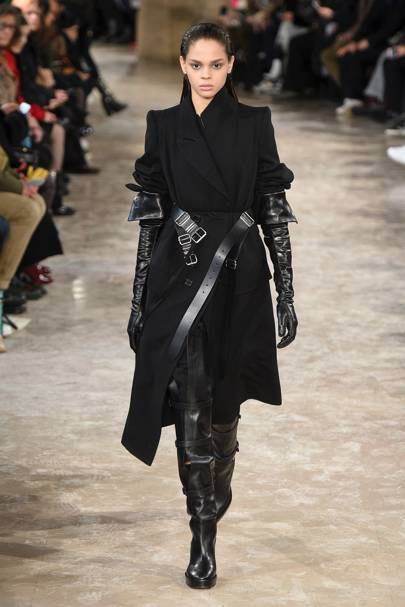 Ann Demeulemeester Autumn/Winter 2018 Ready-To-Wear collection