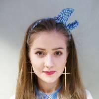 Aleksandra Masyuk, student