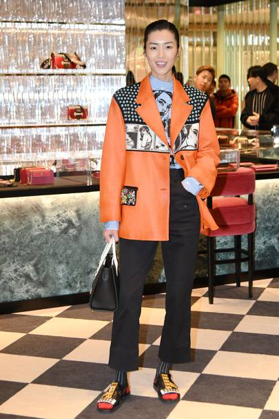 Prada Promotional Event, Shanghai – February 3 2018