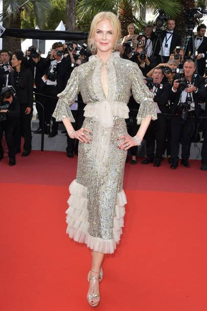 13. Nicole Kidman in Rodarte
