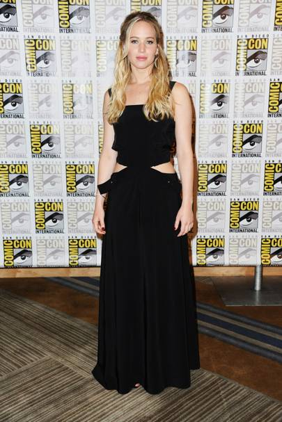 The Hunger Games: Mockingjay Part 2 Comic-Con press conference, San Diego - July 9 2015