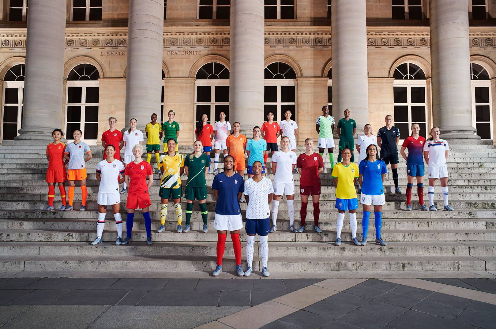 3c8094f9c32 Nike s New Kit Ahead Of The Women s World Cup Includes 42 Styles Of ...