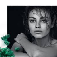 Mila Kunis for Gemfields