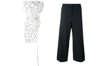 Trousers, meet dress