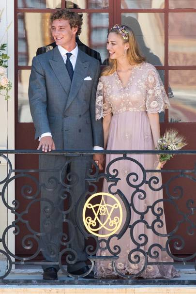 Beatrice Borromeo - Pale Pink