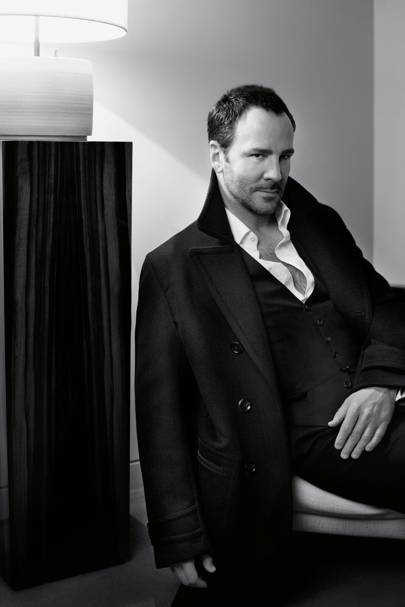 Tom Ford: The Lover of Luxury