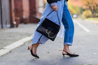 Opt for suede