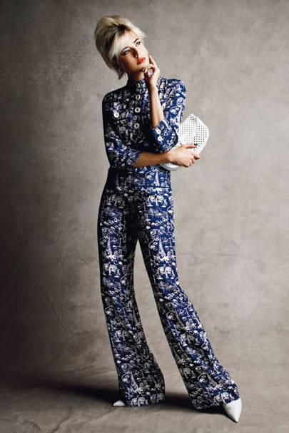 Vogue, January 2012