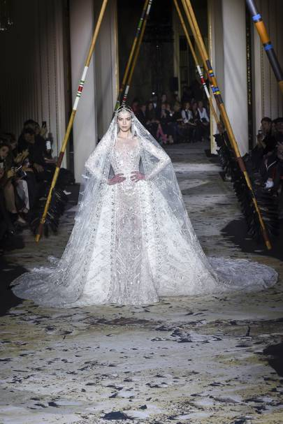 Zuhair Murad Spring/Summer 2018 Couture Collection