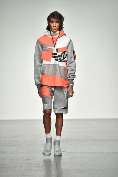 Christopher Raeburn Spring/Summer 2018 Menswear show report   British Vogue