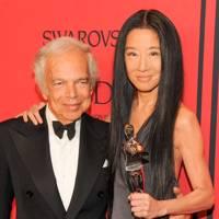 Geoffrey Beene Lifetime Achievement Award: Vera Wang