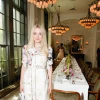 W Magazine It girl luncheon, New York – September 7 2016