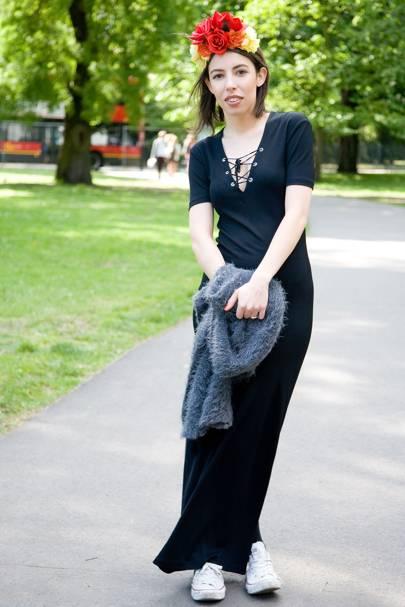 Rachel Dorn, student