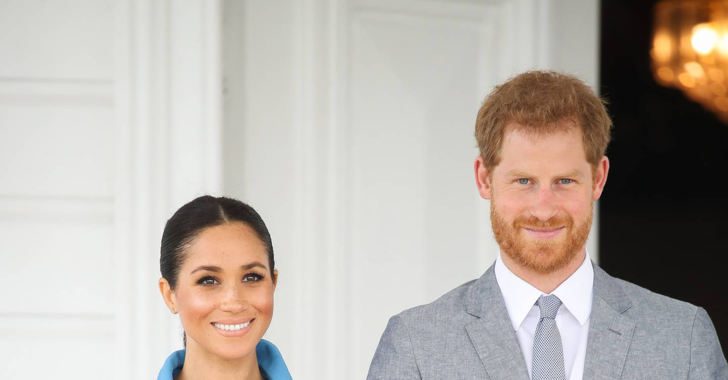 Meghan & Harry Share A New Picture Of Archie In Celebration Of Father's Day