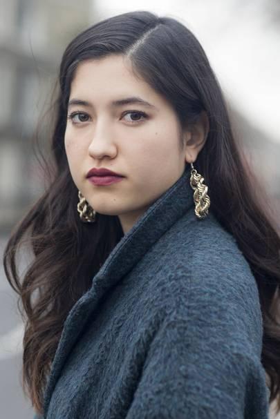 Sasha Beattie, student