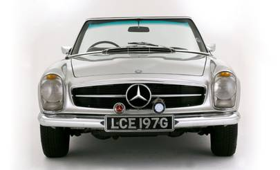 Mercedes - 1960 - 70s, 280 SL