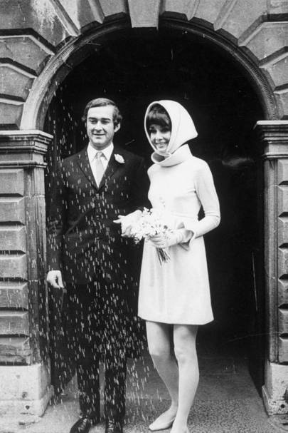 7718e4f0433 1969 - Audrey married Italian psychiatrist Andrea Dotti a year after her  divorce from Ferrer.