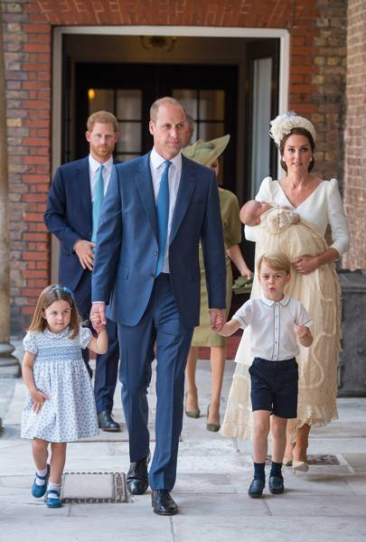 The Royal Christening, St James's Palace - 9 July 2018