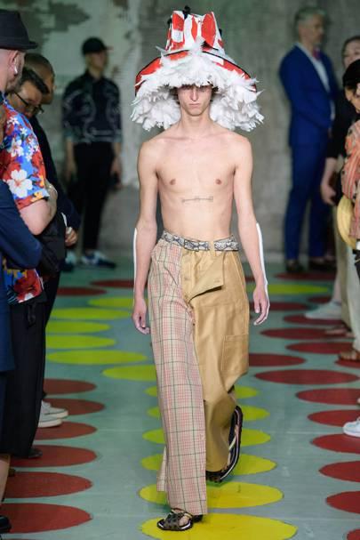 66b7ba900 Marni Spring/Summer 2020 Menswear show report | British Vogue