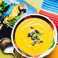 Mexican Squash Soup