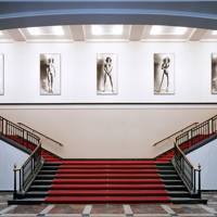 The Art Gallery: Helmut Newton Foundation