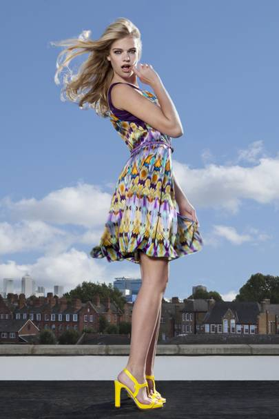 Angel dress, £129.99