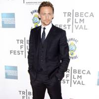 2. Actor Tom Hiddleston