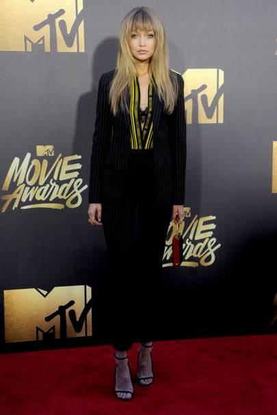 MTV Movie Awards, California - April 9 2016