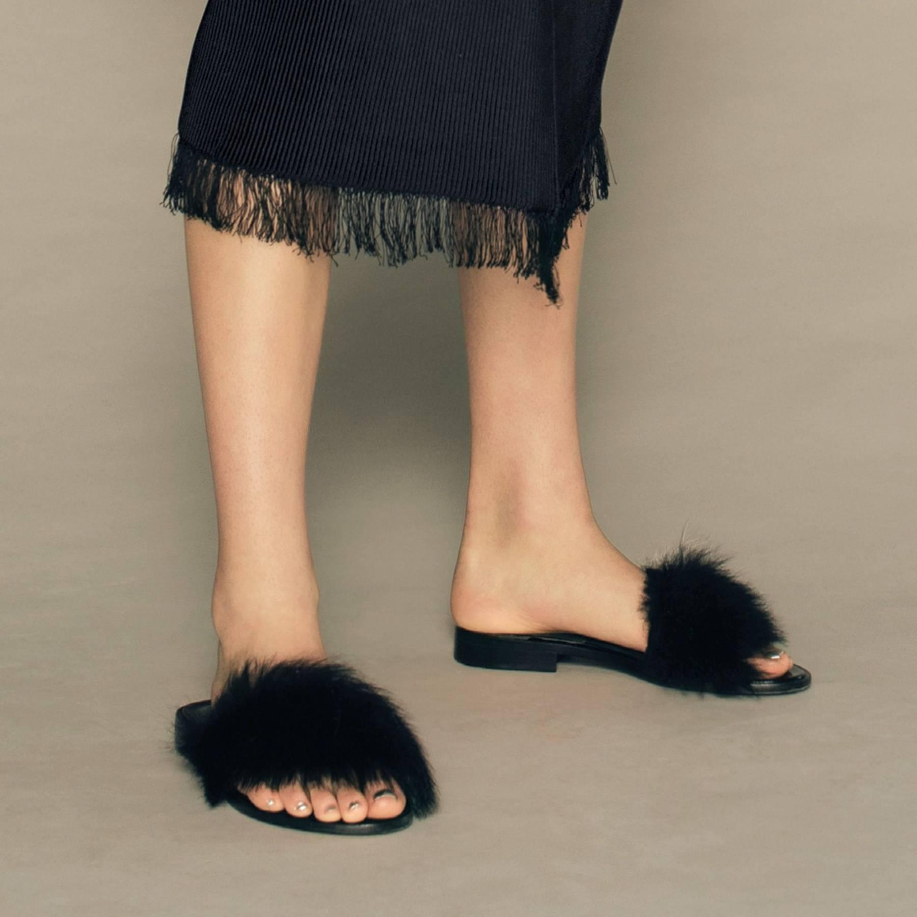 65c4b63d0a5 Best Fluffy Sliders  The Vogue Edit