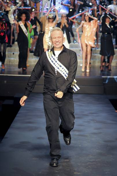 Farewell Jean Paul Gaultier