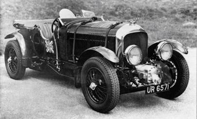 Bentley - Blower, 1929