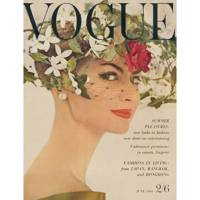 Cover, Vogue June 1960 by Leombruno-Bodi