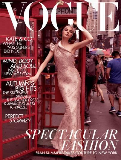 British Vogue Magazine Archive | British Vogue