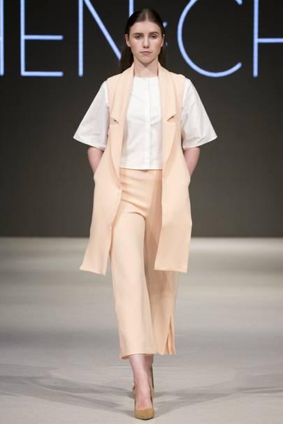 Chen x Chen Design Autumn/Winter 2018 Ready-To-Wear show report | British  Vogue