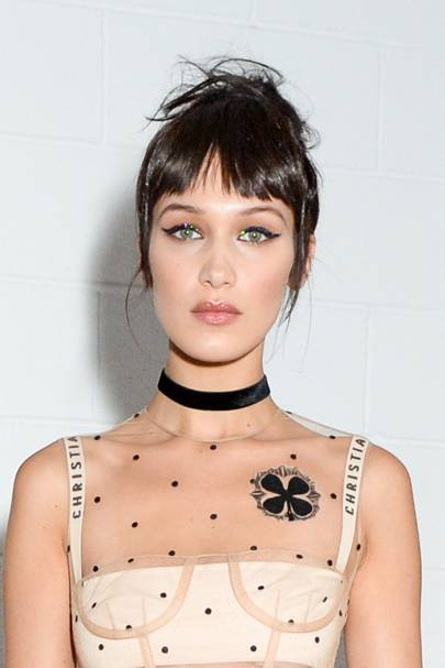 Fringe Hairstyles 2018 British Vogue