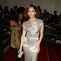 Jennifer Lopez at the 2007 Met Gala