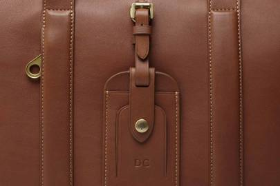 The Mulberry 24 Hour Bag, embossed for David Cameron