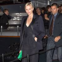 Roberto Cavalli yacht party - May 22 2013