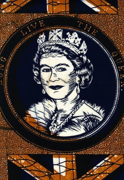 Elizabeth II, 1956
