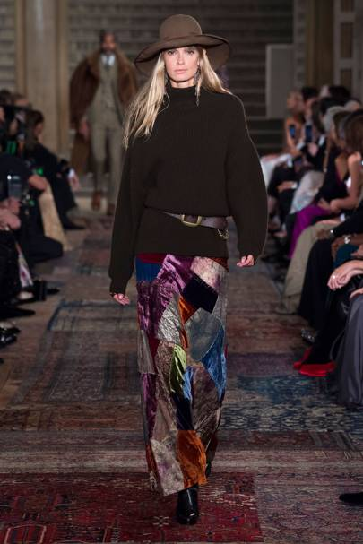 a466178d Ralph Lauren Autumn/Winter 2018 Ready-To-Wear show report | British ...