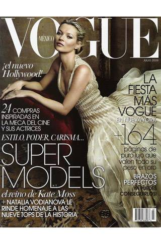 Vogue Mexico, July 2009