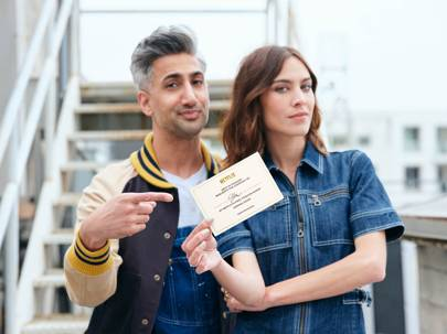 Alexa Chung And Tan France Are Launching A Major Fashion Competition Series On Netflix
