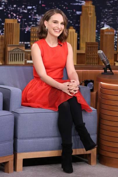 The Tonight Show Starring Jimmy Fallon, New York - January 27 2016