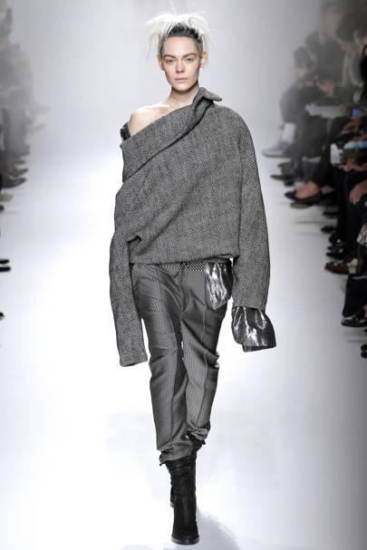 Haider Ackermann Autumn/Winter 2013 Ready-To-Wear ...