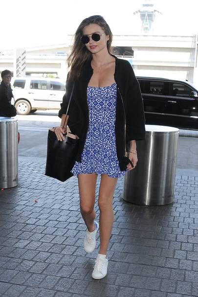 LAX Airport, Los Angeles - June 30 2015