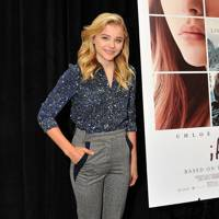 If I Stay press conference, California - August 7 2014