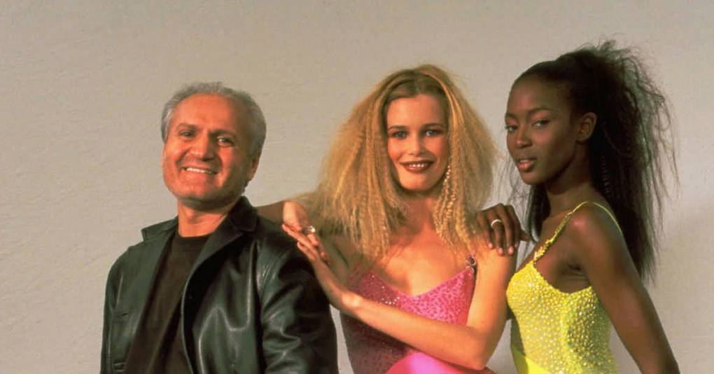 b0150df39f98 Gianni Versace - Life in Pictures