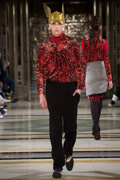 Ashley Isham Autumn/Winter 2017 Ready-To-Wear collection