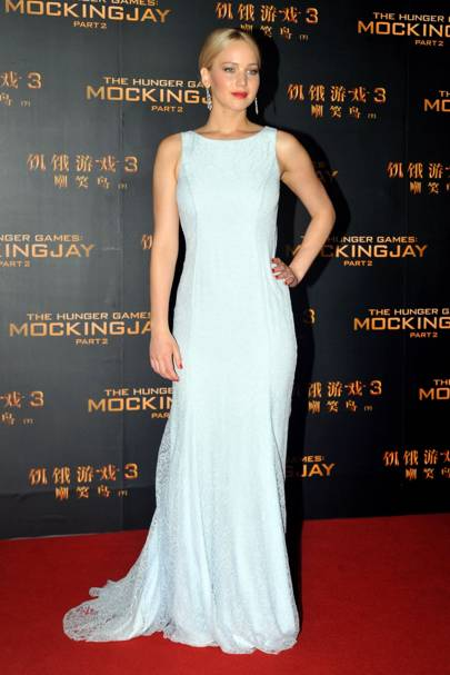The Hunger Games: Mockingjay Part 2 premiere, Beijing - November 12 2015